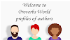Welcome to Proverbs World profiles of authors