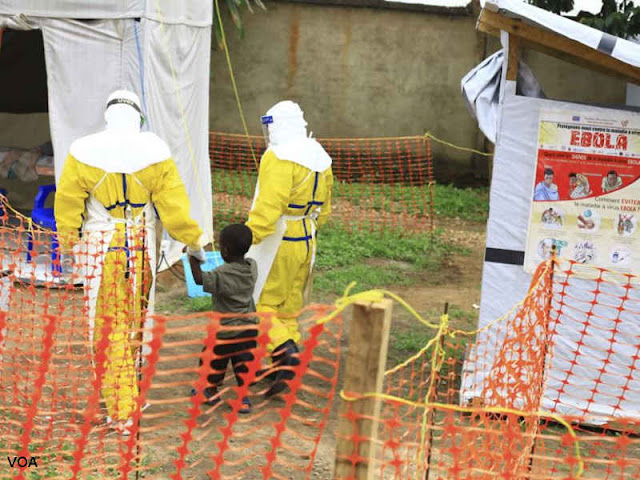 DR Congo's Health Care Workers Better Equipped to Fight Ebola Outbreaks