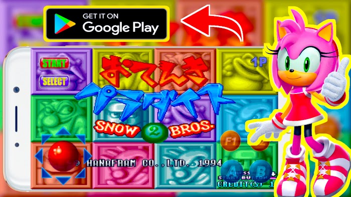 Snow Bros 2 Android APP