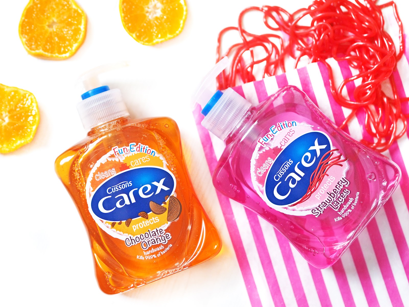 Carex Fun Editions Hand Wash Review