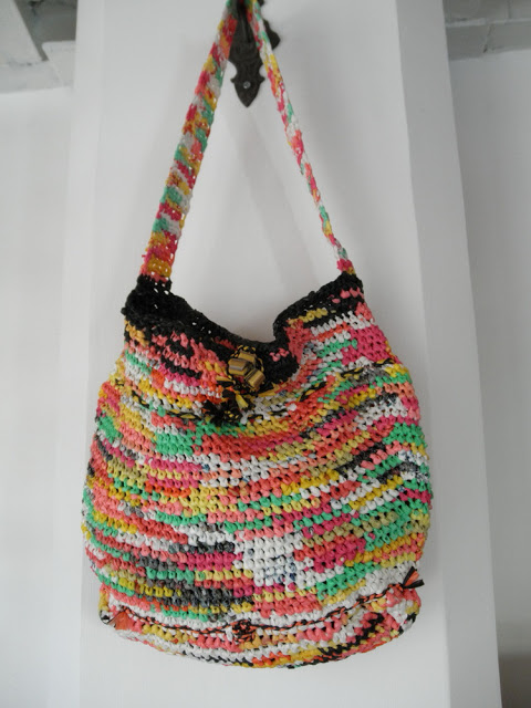 How To Recycle Creative Ideas On Reuse Plastic Grocery Bags