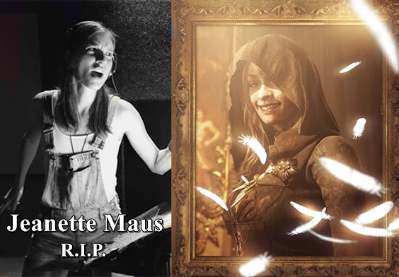 Morte de Jeanette Maus - Death