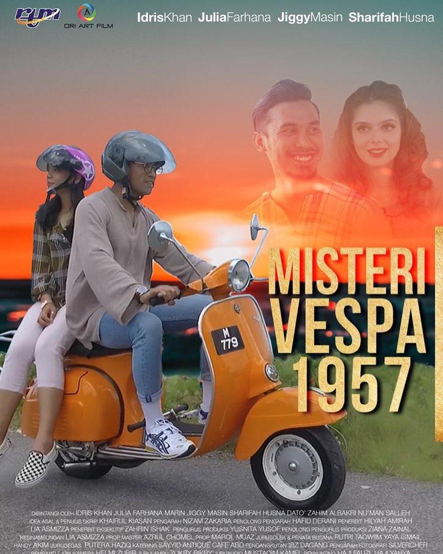 Misteri Vespa 1957