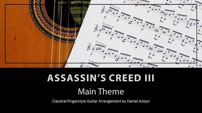 Assassin's Creed III - Main Theme - Guitar Tab