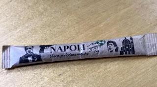 Σάλος στη Νάπολη από ζάχαρη ελληνικής εταιρείας με εικόνα του «Νονού» στη συσκευασία