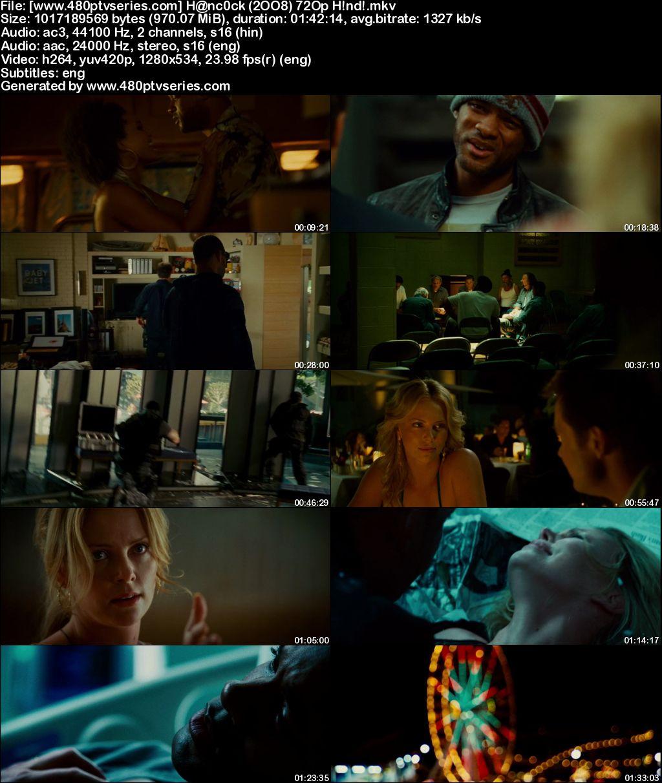 Watch Online Free Hancock (2008) Full Hindi Dual Audio Movie Download 480p 720p Bluray