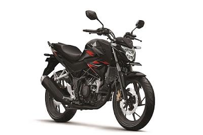 New Honda CB150R StreetFire Macho Black