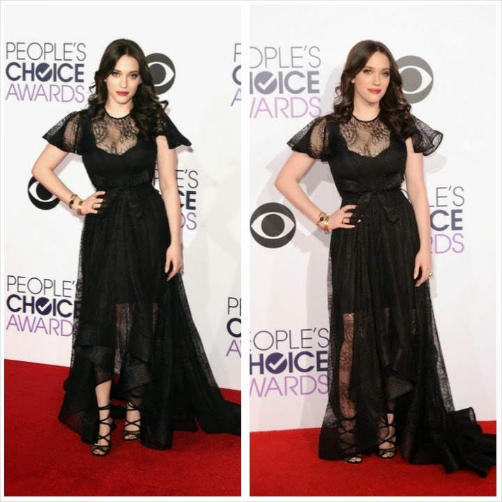 Seven Fabulous looks from People Choice Awards
