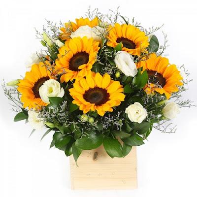 30 bó hoa sinh nhật đẹp tặng bạn Ý NGHĨA 10