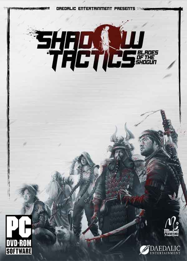 Shadow Tactics Blades of the Shogun Download Cover Free Game