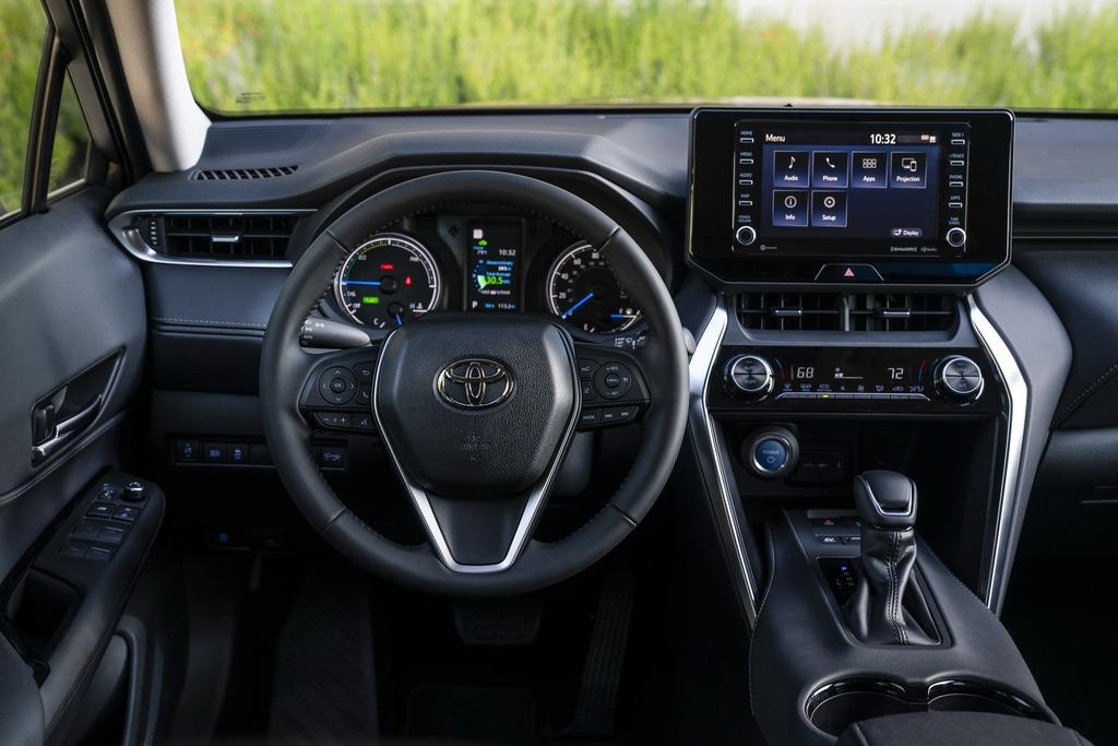 Toyota Venza 2021 giá hơn 33.000 USD tại Mỹ