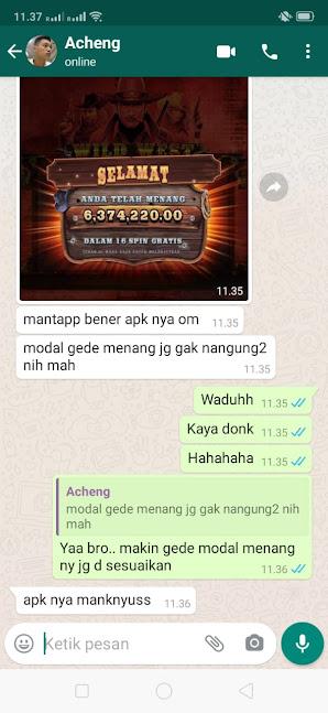 Aplikasi Cheat Agen86 Slot Online Bobol Sekarang !