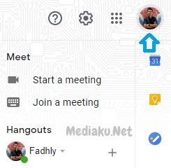 Mengganti Gambar Profil Di Gmail