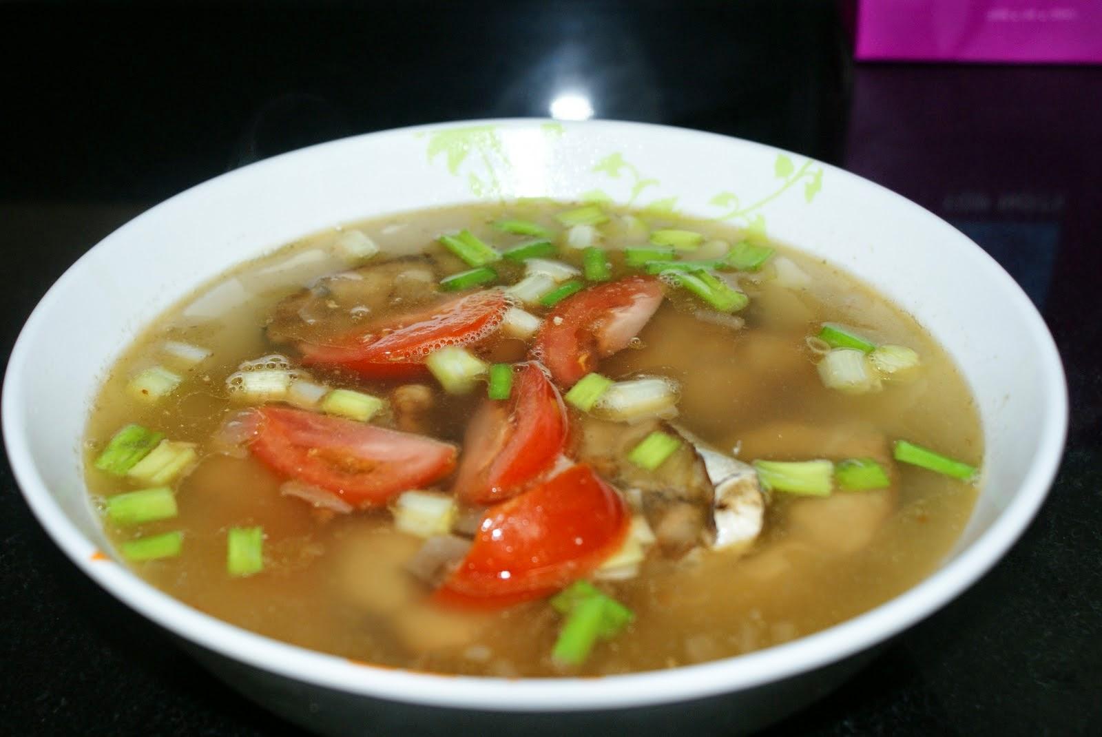 Resep Enak Sup Ikan Gurame ala Mama