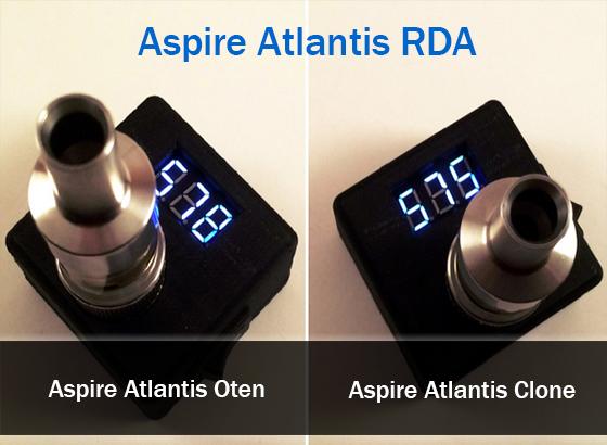 Perbedaan RDA clone dan ORI