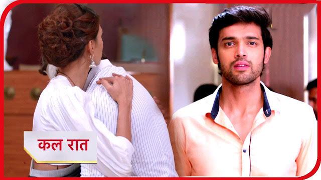 Bajaj Prerna's designed hug Anurag insecure in Kasauti Zindagi Ki 2: