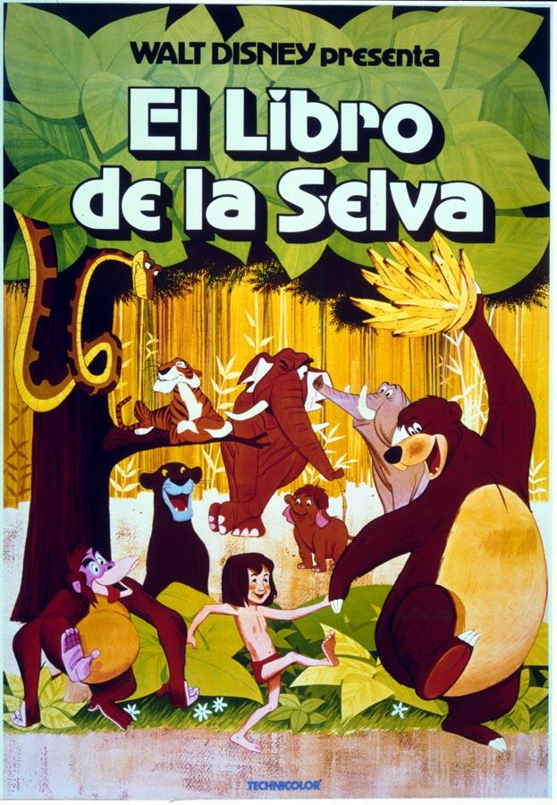 Espacio Cinema: El libro de la Selva