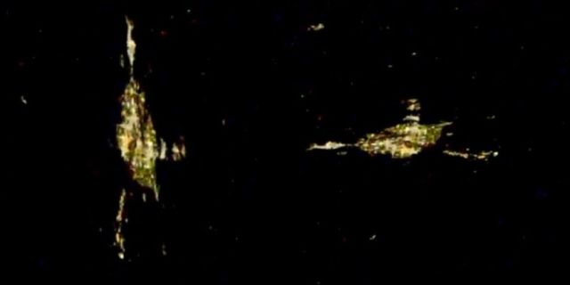 NASA abruptly cuts live feed ISS after THIS appears over the U.S.  Nasa-iss-live-feed-ufo