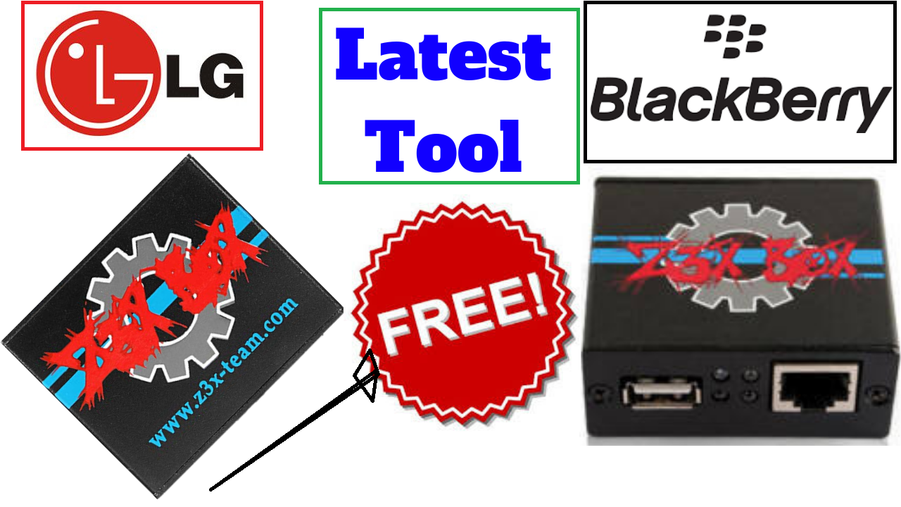Z3x LG 2G 3G Tool v9 56 Latest Full Installing 2018 Download