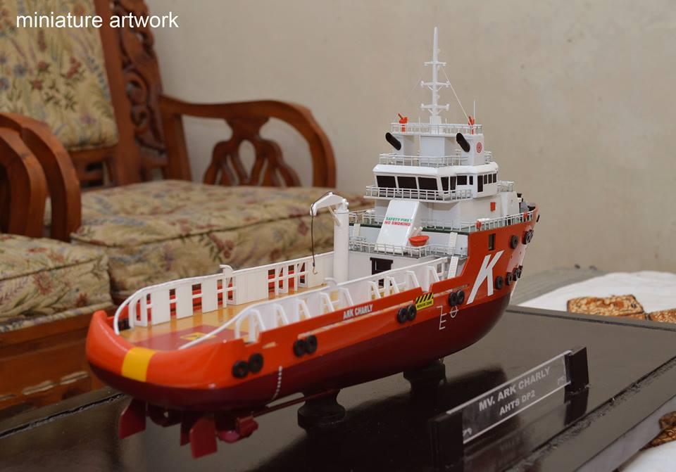 Kapal Ark Charlie