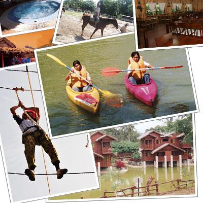 Sinar Qaseh Management Vacation Eagle Ranch Resort Port Dickson