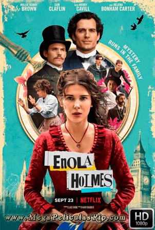 Enola Holmes [1080p] [Latino-Ingles] [MEGA]
