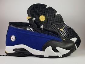 Sepatu Basket Jordan 14 Blue, toko sepatu basket, jual sepatu basket , harga basket jordan , jordan 14 , jordan XIV retro
