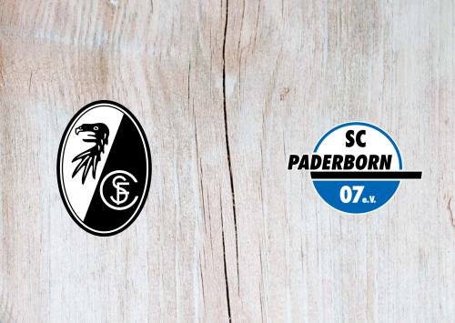 Freiburg vs Paderborn -Highlights 25 January 2020