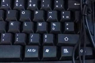 'Hp Gaming Keyboard' : à éviter si vous êtes un développeur web., A Unix Mind In A Windows World