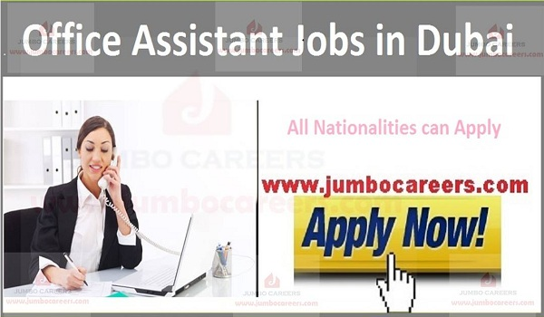 Job opportunities in UAE, Job in Gulf countries,