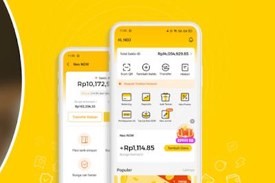 Cara Daftar Neo+ Plus Aplikasi Penghasil Uang Aman Terdaftar OJK Berhasil Tarik Saldo Bonus ke ATM Dana Rp100 Ribu Perhari
