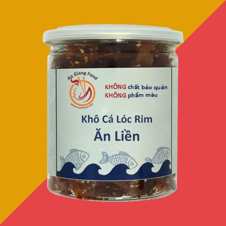 Khô cá Lóc Tẩm gia vị ăn liền