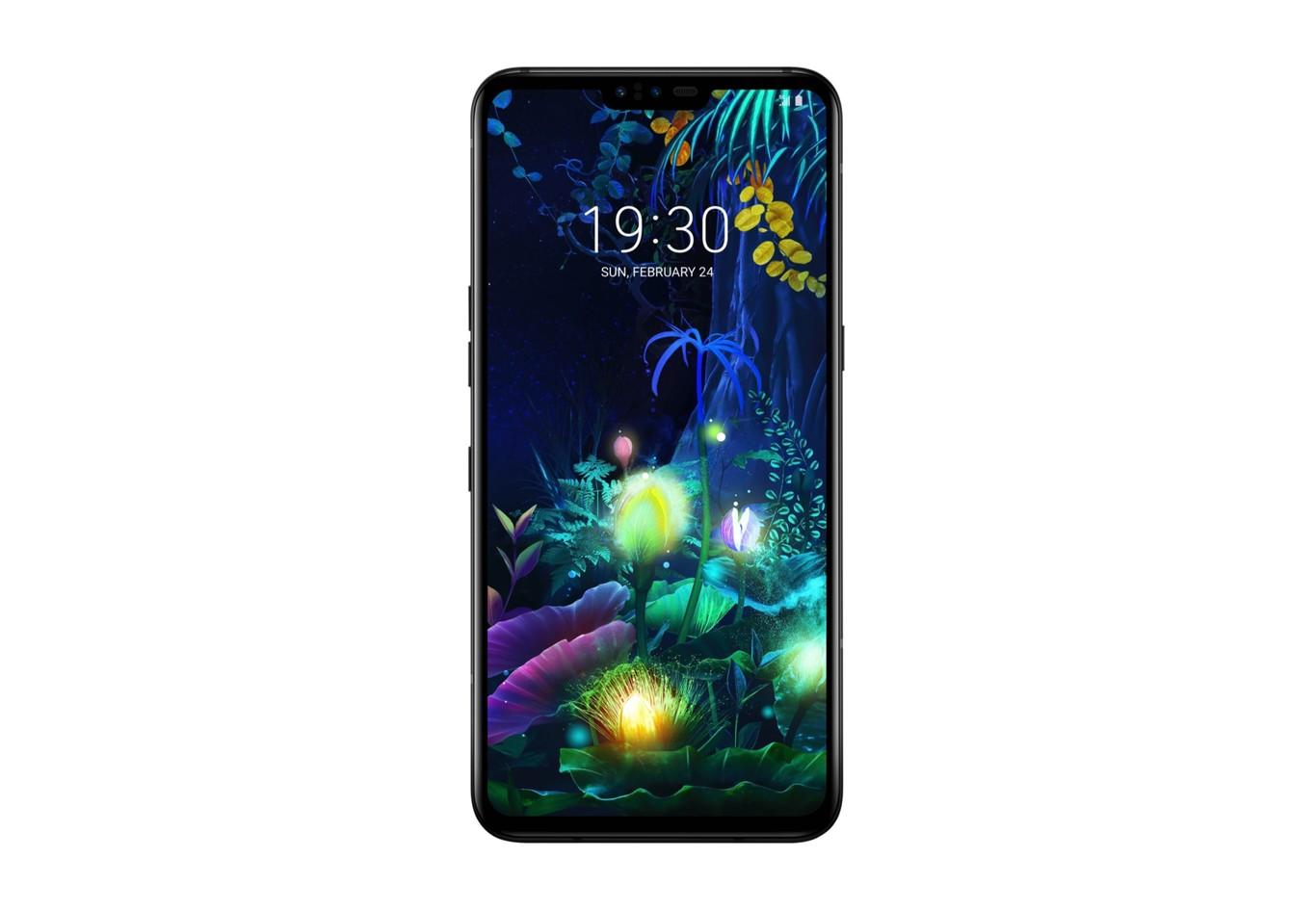 0195a13b008 LG V50 ThinQ, conectividad 5G y una doble pantalla que llega en ...