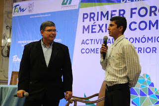 Pablo Reyna Quiroga con la Conferencia Emprendiendo con Marketing Digital