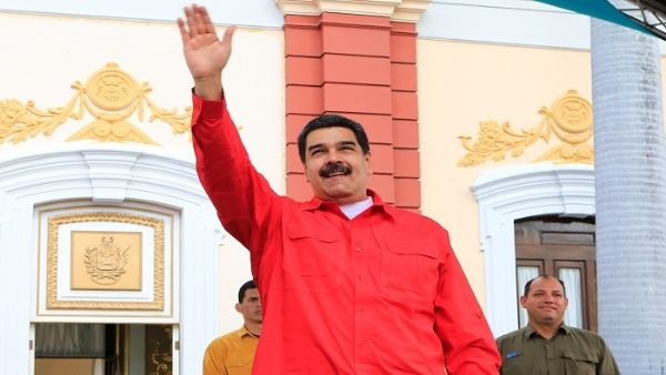 Presidente Maduro llama a contribuir en la lucha anticorrupción