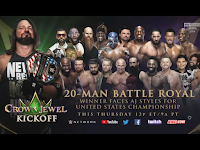 WWE Crown Jewel 2019 Battle Royal