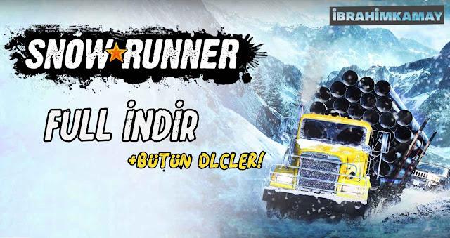SnowRunner İndir - FULL + (Bütün DLC)