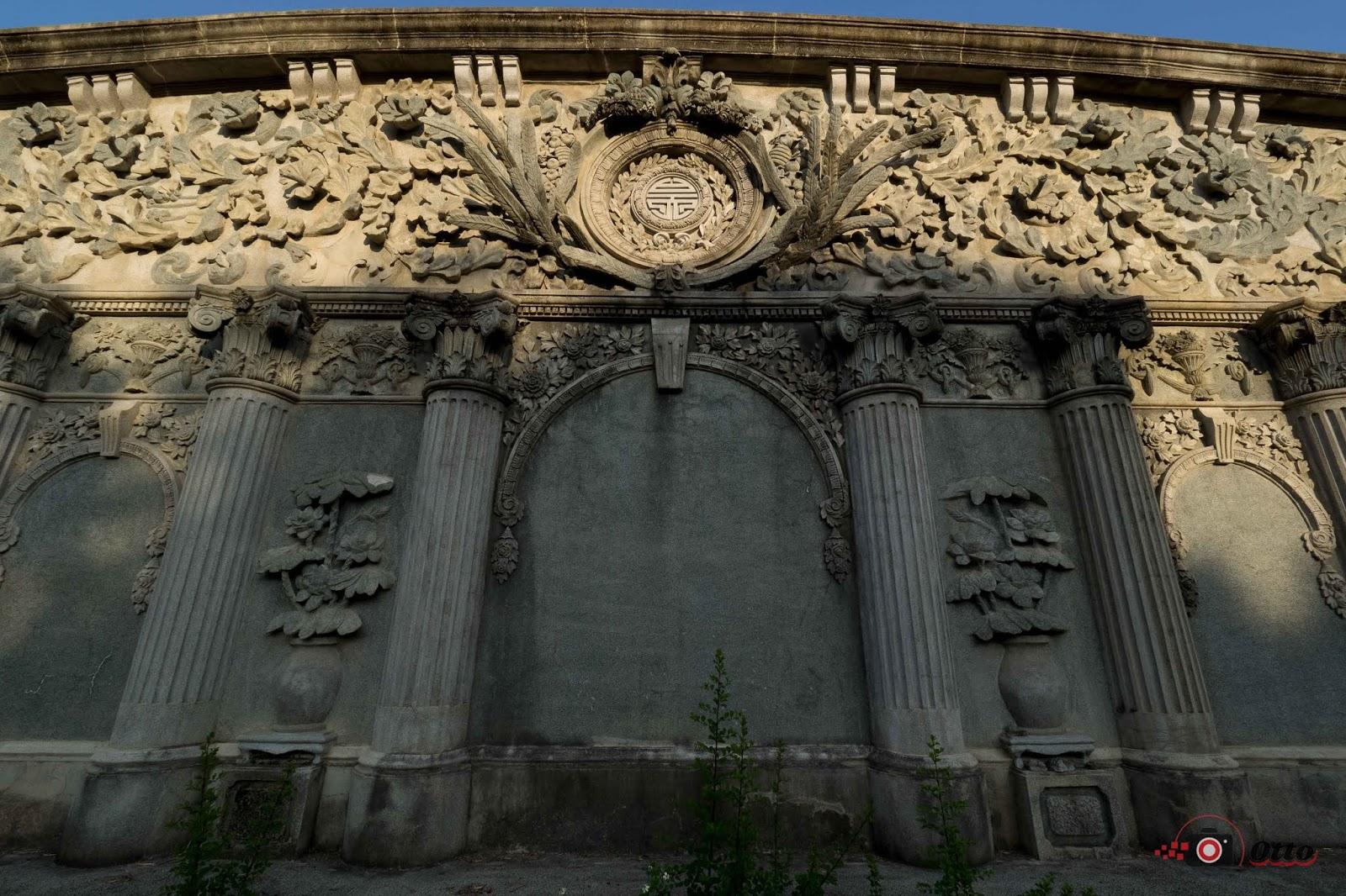 吳鸞旂墓園*文藝復興風格 | Otto blog 奧圖筆記本