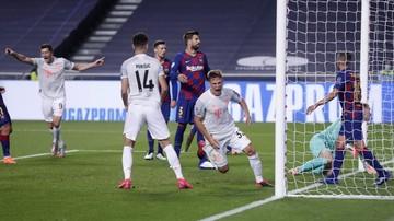 Hasil Liga Champions: Munchen Hajar Barcelona 8-2