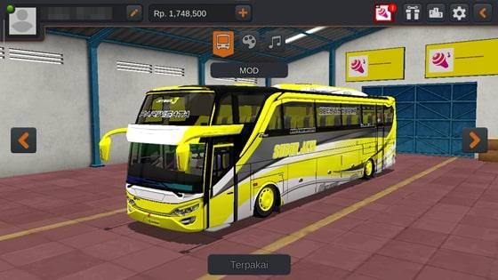 Livery JB3 SHD ZTOM Subur Jaya Pagani Zonda