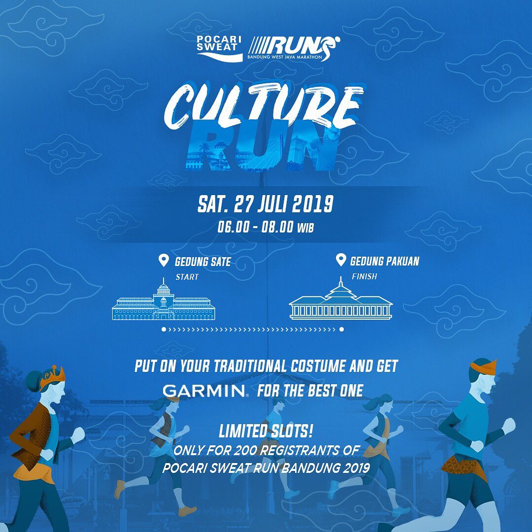 Pocari Sweat - Culture Run • 2019