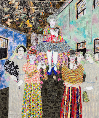 The Procession (2015), Maria Berrio.jpg