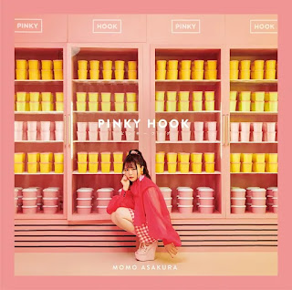 Momo Asakura - Pinky Hook | Girlfriend, Girlfriend Ending Theme Song