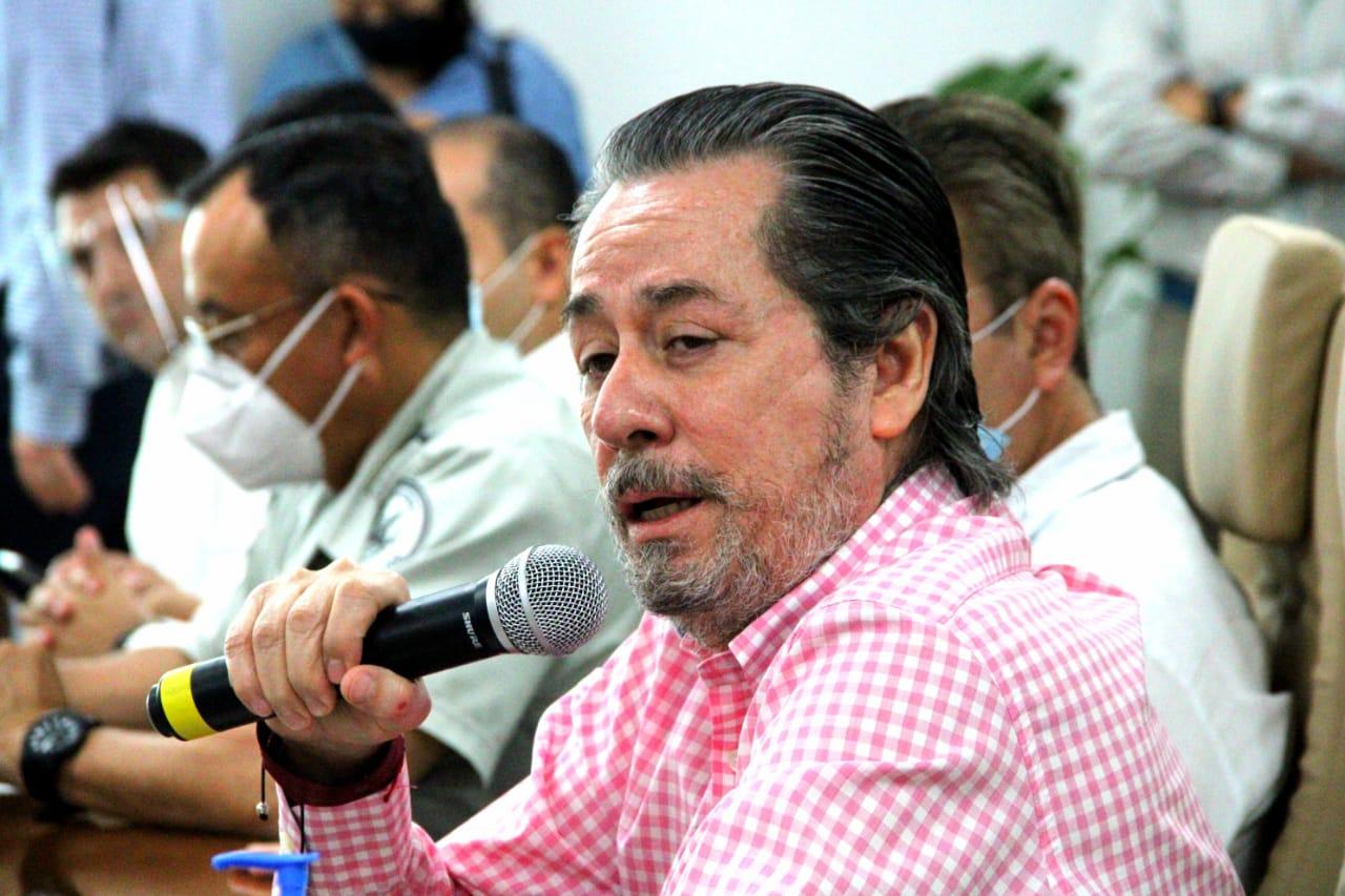 Marden José Camacho Rincón, reconoció a la Secretaría de Seguridad y Protección Ciudadana (SSyPC)