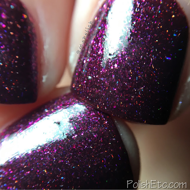 Glam Polish - The King Collection - McPolish - Suspicious Minds