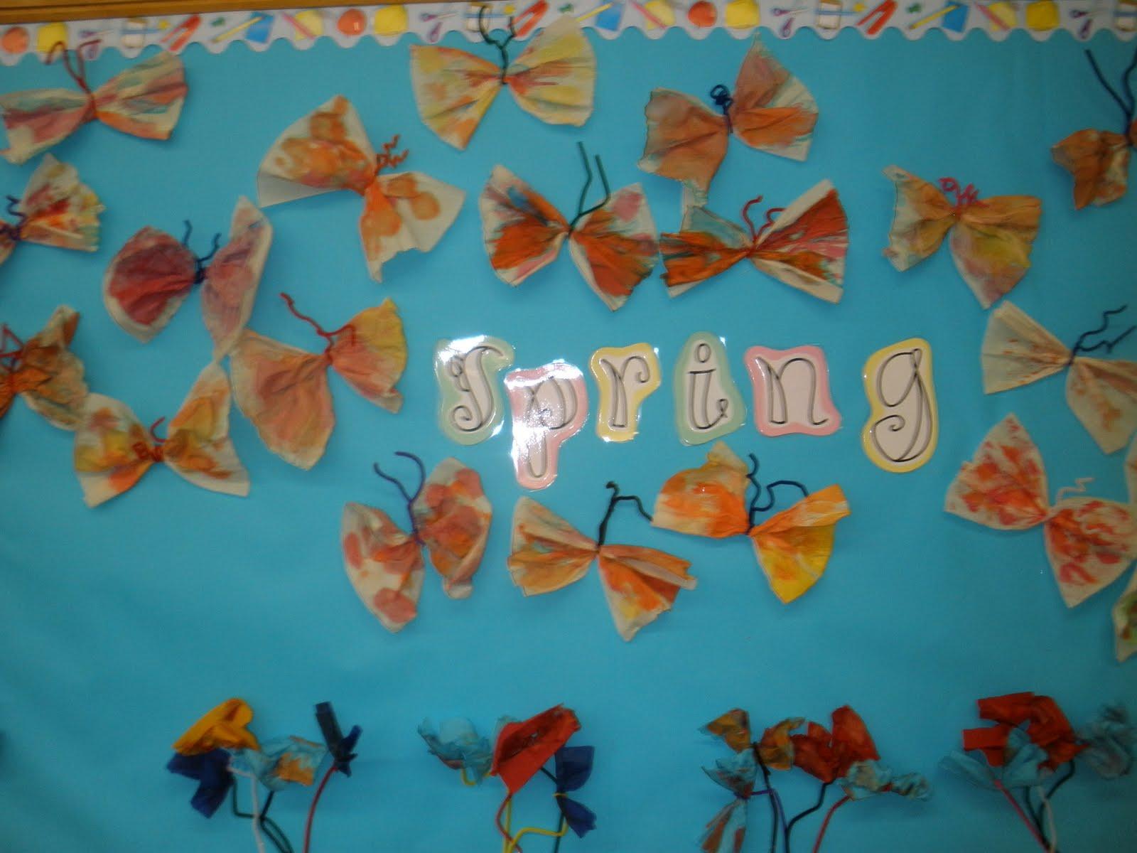 The Art Of Teaching A Kindergarten Blog Spring Art Project