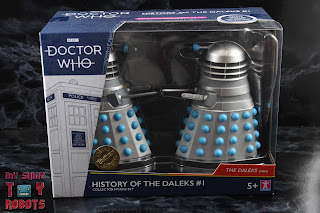 History of the Daleks Set #1 Box 01