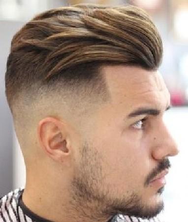 rambut pendek pria keren