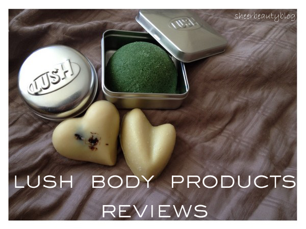 picture of lush body scrub and message bars
