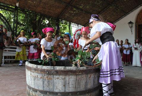 Feria de la Uva y el Vino, uno de los eventos de agosto en México